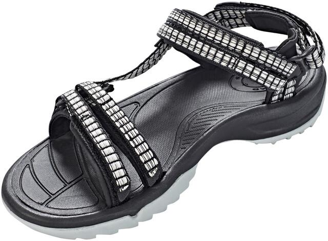 Samba Lite Multi Black Terra Damen Teva Fi Sandals L34j5AR